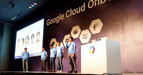 Google Cloud onBoard
